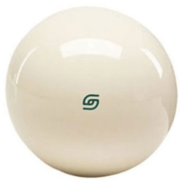 """SPARE BALL - ARAMITH - MAGNETIC CUE BALL - 2 1/14"""""""