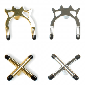 SPIDER AND BRIDGE REST HEADS - METAL