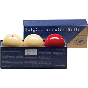 BALLS - CAROM DELUXE - ARAMITH - 61.5mm