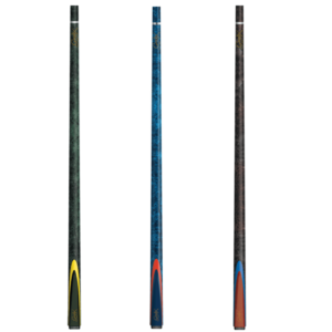"2 PIECE CUE - GRAFEX ART SERIES - 58"" 9MM TIP"