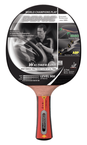 TABLE TENNIS BAT - DONIC SCHILDKROT - WALDNER 900