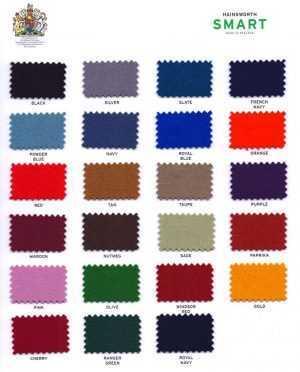 9FT HAINSWORTH® SMART CLOTH - 23 COLOURS