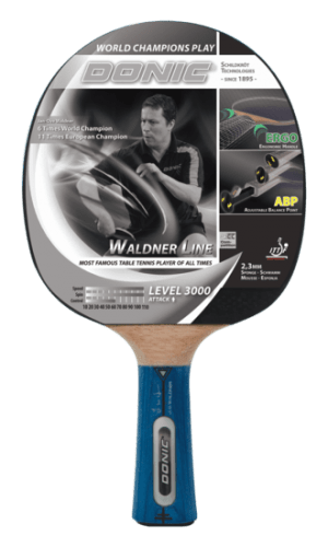 TABLE TENNIS BAT - DONIC SCHILDKROT - WALDNER 3000