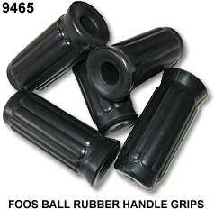 FOOSBALL - RUBBER HANDLE GRIPS (8 pcs)