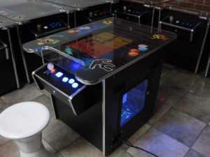 ARCADE MACHINE - 412 GAMES