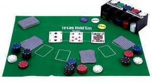 TEXAS HOLD'EM CHIP SET