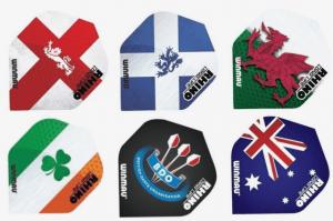 WINMAU RHINO FLIGHTS - FLAGS - STANDARD