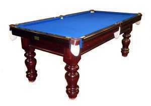 """POOL TABLE - YORK - 7' x 3'6"""" SLATE"""