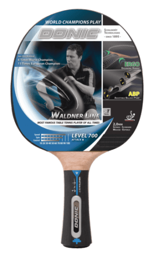 TABLE TENNIS BAT - DONIC SCHILDKROT - WALDNER 700