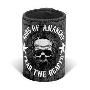 SON OF ANARCHY  - CAN COOLER