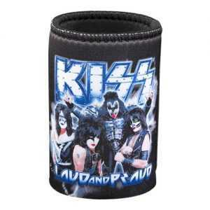 KISS - CAN COOLER