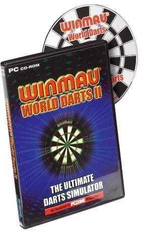 WINMAU WORLD DARTS 11 CD ROM