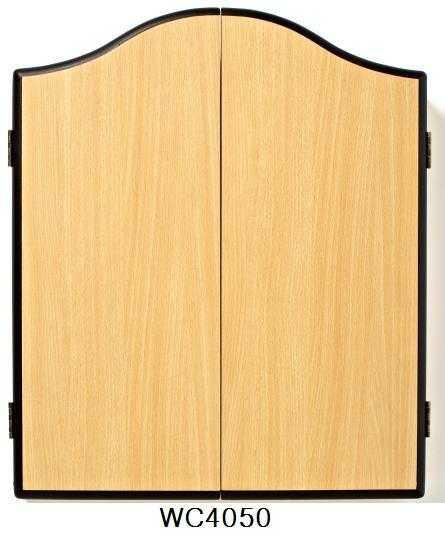 Dartboard Cabinet Winmau Beech Swiftflyte Online