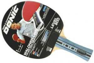 TABLE TENNIS BAT - DONIC SCHILDKROT - WALDNER 800
