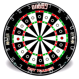 DARTBOARD - ONE80 DOT TRAINER