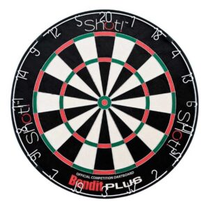 DARTBOARD - SHOT! BANDIT PLUS