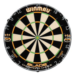DARTBOARD - WINMAU BLADE 5 CHAMPION CHOICE TRAINING