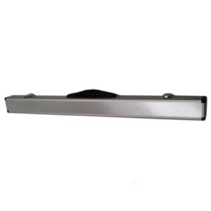 CUE CASE - 2 PIECE - DIMPLE ALUMINIUM