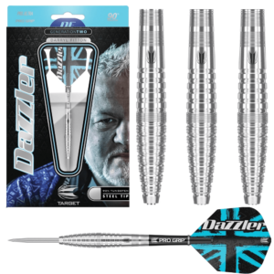 TARGET DARYL FITTON 90% TUNGSTEN DARTS - 22, 24 & 26gm - PRESALE